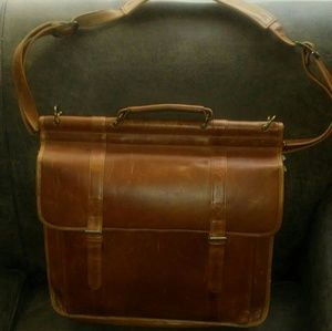 Wilson's Leather Laptop Bag